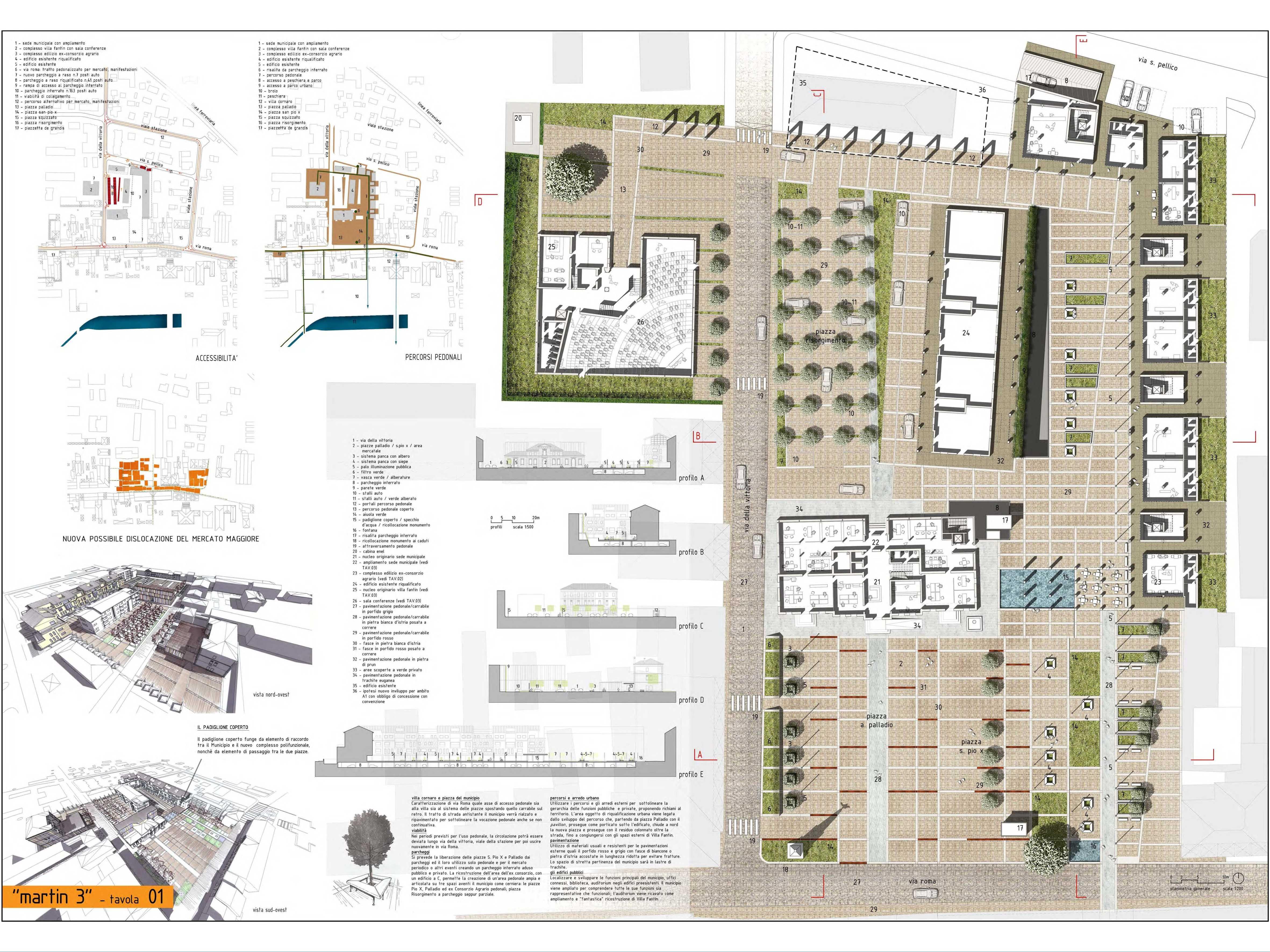 Portfolio concorsi Idee architettura
